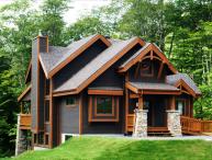 maison alpin